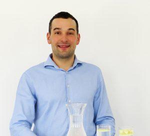 Georg Rapperstorfer, Vertriebsleitung Hochgatterer Wassertechnik