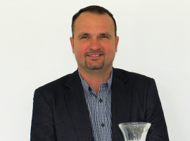 Manuel Hochgatterer, Geschäftsführung der Hochgatterer Wassertechnik