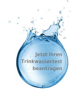 Sichern Sie sich jetzt Ihren Trinkwassertest. Hier klicken.