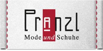 Das Logo der Firma Pranzl Mode und Schuhe