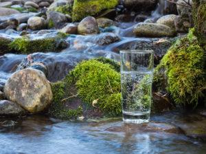 Reines Trinkwasser