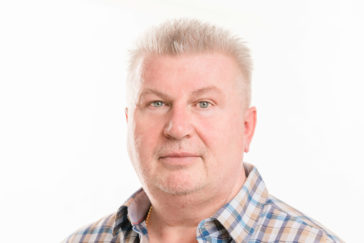 Walter Fuchs, Trinkwasserberater aus Steyr